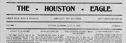 Dothan Houston Eagle newspaper archives