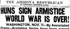 Arizona Republic newspaper archives