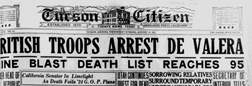 Tucson Citizen newspaper archives