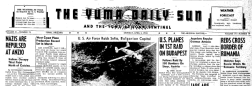 Yuma Daily Sun newspaper archives