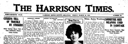 Harrison Times newspaper archives