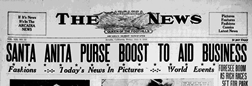 Arcadia News newspaper archives