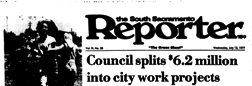 Fair Oaks Foothill Reporter newspaper archives