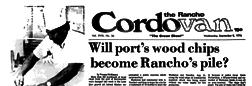 Fair Oaks Rancho Cordovan newspaper archives