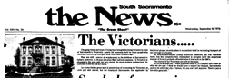 Fair Oaks South Sacramento News newspaper archives