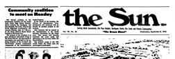 Fair Oaks Sun newspaper archives