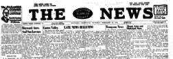 Hayward Sourn Alameda County News newspaper archives