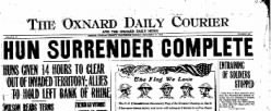 Oxnard Courier newspaper archives
