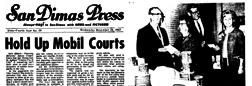 San Dimas Press newspaper archives