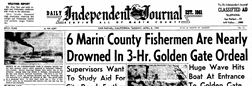 Daily Independent Journal newspaper archives