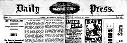 Daily Santa Barbara Press newspaper archives