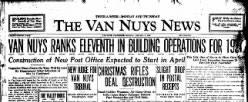 Van Nuys News newspaper archives