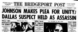 Bridgeport Post newspaper archives