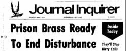 Journal Inquirer newspaper archives