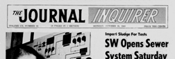 Manchester Journal Inquirer newspaper archives