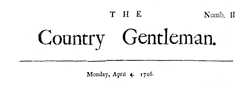 Country Gentleman newspaper archives