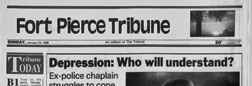 Fort Pierce Tribune newspaper archives