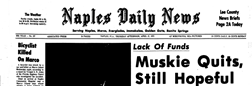 Bonita Daily News newspaper archives