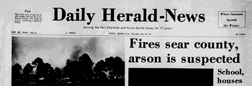 Port Charlotte Daily Herald News newspaper archives