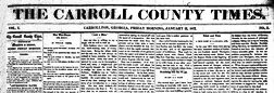 Carroll County Times newspaper archives