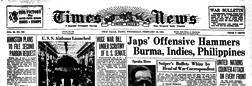 Twin Falls Times News newspaper archives