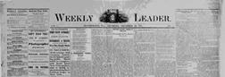 Bloomington Weekly Leader newspaper archives