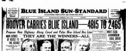 Sun Standard newspaper archives