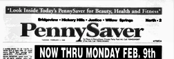 Bridgeview Pennysaver newspaper archives