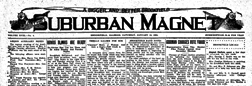 Brookfield Suburban Magnet newspaper archives