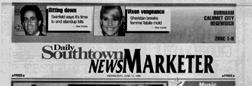 Burnham Daily Southtown News Marketer newspaper archives