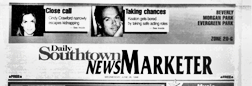 Chicago Daily Southtown News Marketer newspaper archives