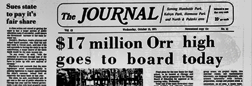 Chicago Journal newspaper archives