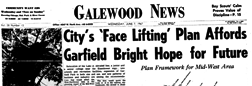 Galewood News newspaper archives