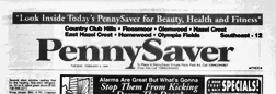 Country Club Hills Pennysaver newspaper archives