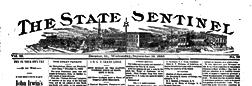 Decatur State Sentinel newspaper archives