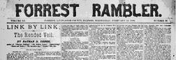 Forrest Rambler newspaper archives