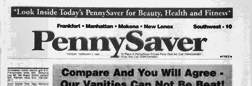 Frankfort Pennysaver newspaper archives