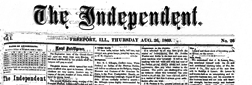 Freeport Independent newspaper archives