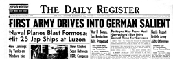 Harrisburg Daily News newspaper archives