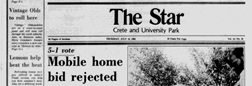 Harvey Star newspaper archives