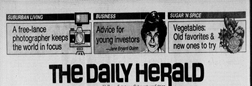 Hoffman Estates Daily Herald newspaper archives