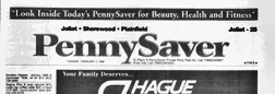 Joliet Pennysaver newspaper archives