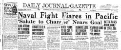 Daily Journal Gazette newspaper archives