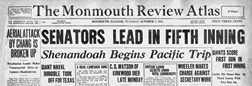 Monmouth Review Atlas newspaper archives
