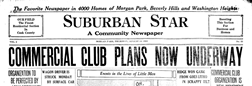Suburban Star newspaper archives