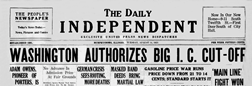 Murphysboro Daily Independent newspaper archives