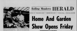Rolling Meadows Herald newspaper archives