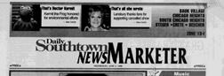 Sauk Village Daily Southtown News Marketer newspaper archives