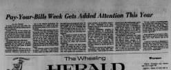 Wheeling Herald newspaper archives
