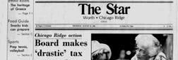 Worth Star newspaper archives